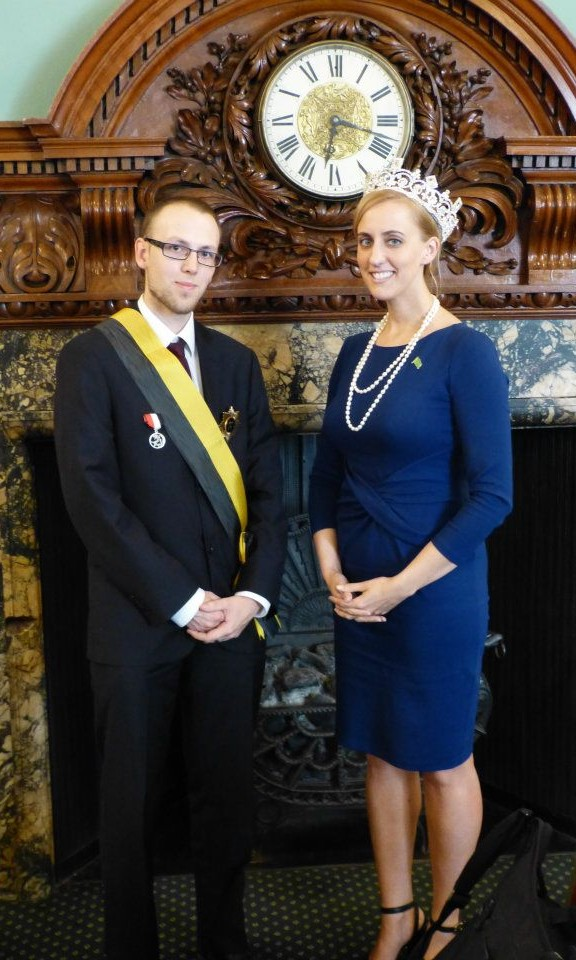 With Grand Duke of Flandrensis