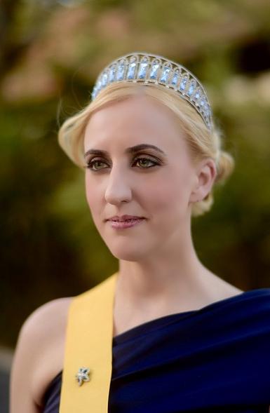 Queen Carolyn of Ladonia