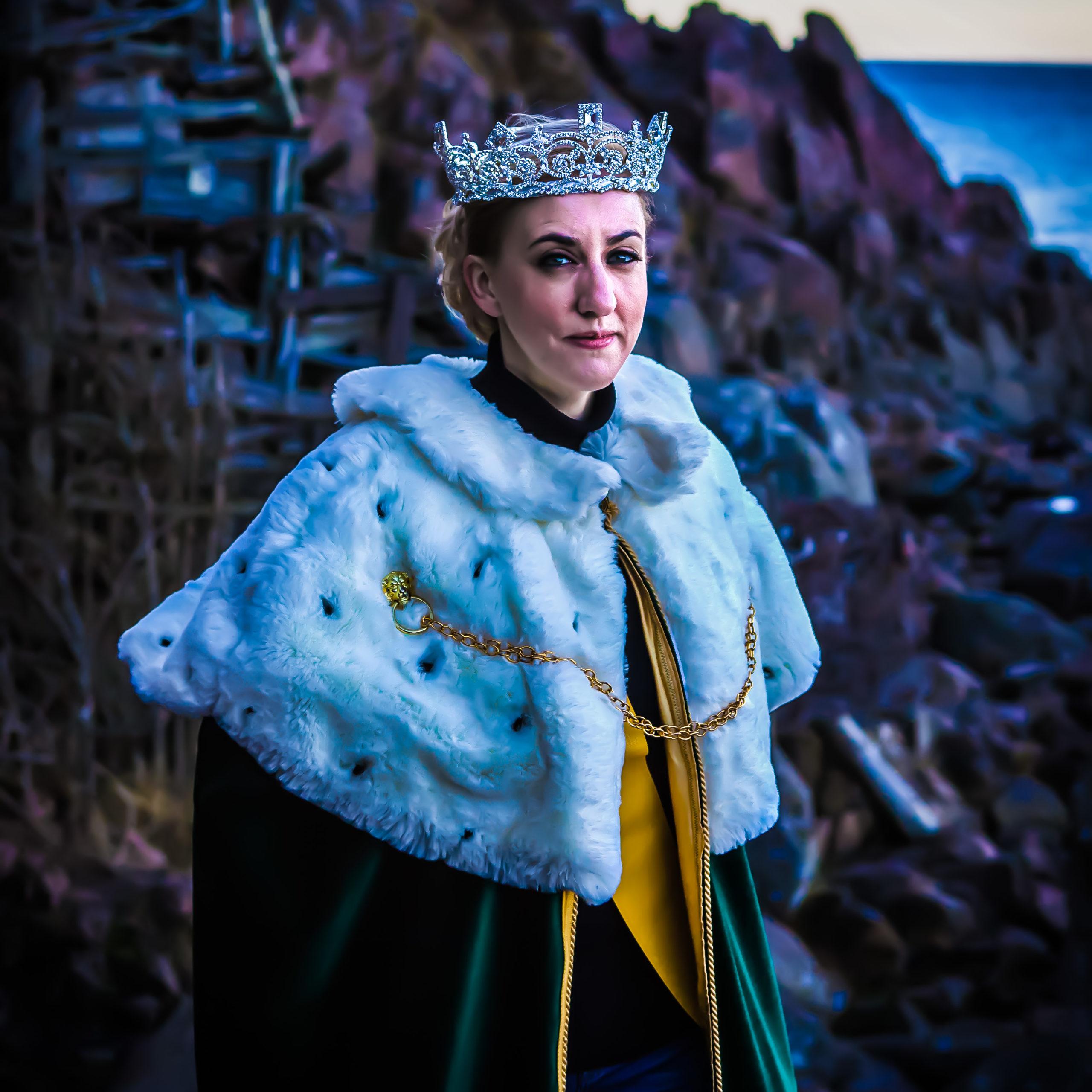 Carolyn, The Queen of Ladonia